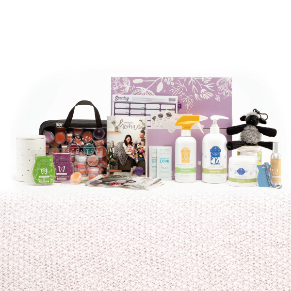 Join Scentsy Canada - Scentsy - General Starter Kit and General Starter Kits